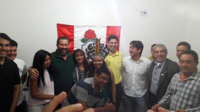 Hissa Abrahão   PDT