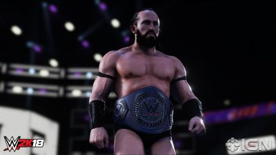 WWE 2K18: even more superstars and entrance videos revealed, screenshots - Perfectly Nintendo