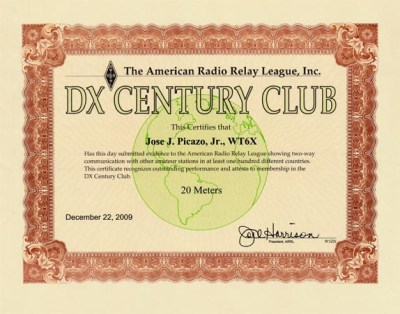 The American Radio Relay League | WT6X