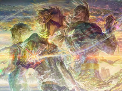 Desktop Wallpaper All Might, Toshinori Yagi, My Hero Academia, Anime, Hd Image, Picture ...