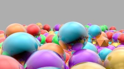 3d colorful wallpapers HD | PixelsTalk.Net
