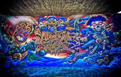 Graffiti Wallpaper HD | PixelsTalk.Net