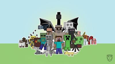 Minecraft Wallpapers HD download free   PixelsTalk.Net
