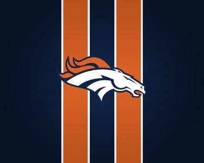 Denver Broncos Logo Wallpaper | PixelsTalk.Net