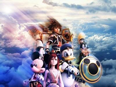 Kingdom Hearts Wallpapers HD   PixelsTalk.Net