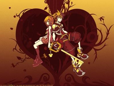 Kingdom Hearts Wallpapers HD | PixelsTalk.Net