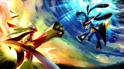 Pokemon Backgrounds for desktop | PixelsTalk.Net