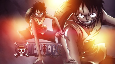 Luffy One Piece Wallpaper HD | PixelsTalk.Net