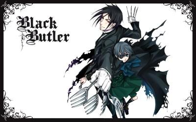 Black Butler Wallpapers HD | PixelsTalk.Net