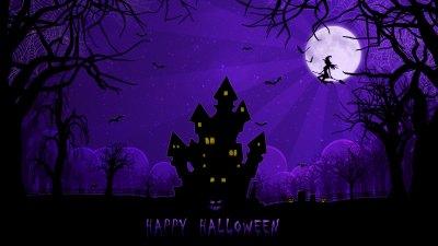 Free download Halloween Backgrounds for desktop | PixelsTalk.Net