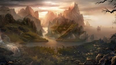 Fantasy Wallpaper HD | PixelsTalk.Net