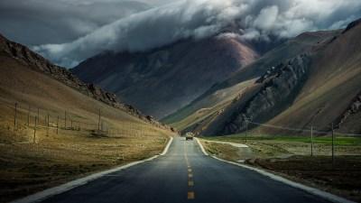 Mountain Wallpaper HD | PixelsTalk.Net