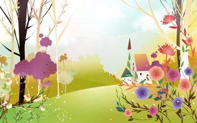 Desktop Cartoon HD Wallpapers | PixelsTalk.Net