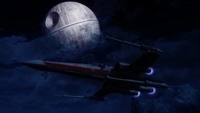 Death Star HD Backgrounds | PixelsTalk.Net