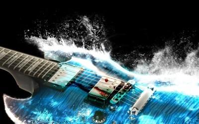 Guitar Wallpaper HD | PixelsTalk.Net