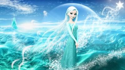 Elsa Frozen Wallpapers HD | PixelsTalk.Net
