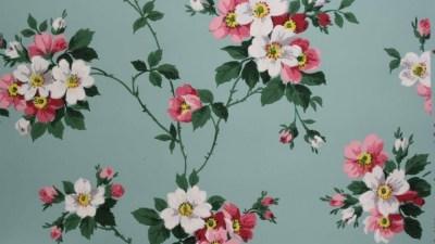 Vintage Flower Wallpapers Free Download | PixelsTalk.Net