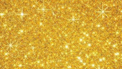 Gold Glitter Wallpaper HD | PixelsTalk.Net