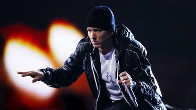 Eminem Singer Wallpaper | PixelsTalk.Net