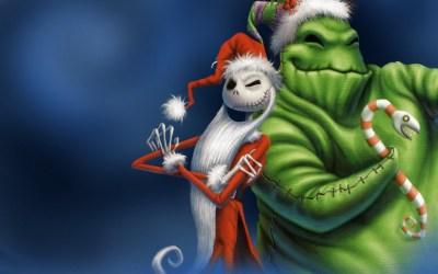 Nightmare Before Christmas Wallpapers HD | PixelsTalk.Net