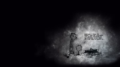 Calvin and Hobbes Wallpapers HD | PixelsTalk.Net