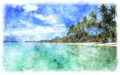 Watercolor Wallpaper HD | PixelsTalk.Net