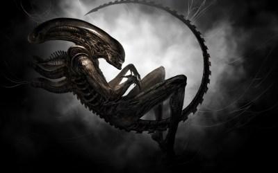 Alien Wallpaper HD   PixelsTalk.Net