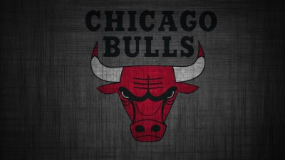 Chicago Bulls Logo Wallpapers HD | PixelsTalk.Net