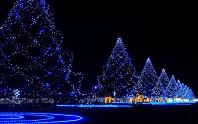 Christmas Lights Backgrounds   PixelsTalk.Net