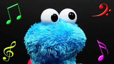 Cookie Monster Wallpaper HD | PixelsTalk.Net