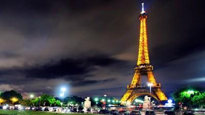 Eiffel Tower Wallpaper HD | PixelsTalk.Net