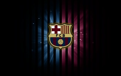 FC Barcelona Logo Wallpaper Download | PixelsTalk.Net