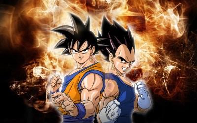 Free Download Goku Dragon Ball Z Backgrounds | PixelsTalk.Net