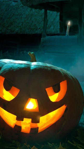 Halloween iPhone Wallpaper | PixelsTalk.Net