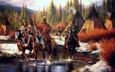 Native American Wallpapers HD | PixelsTalk.Net