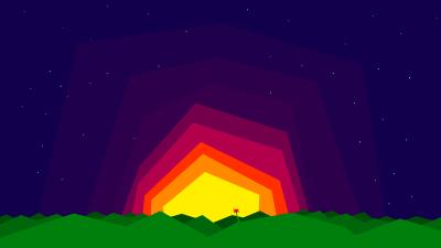 HD 8 Bit Backgrounds | PixelsTalk.Net