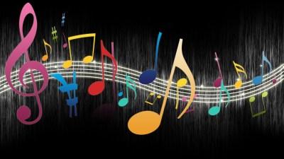 HD Music Note Wallpapers | PixelsTalk.Net