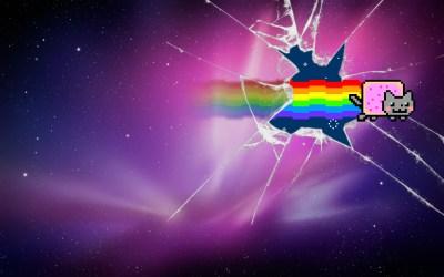 Nyan Cat Wallpapers Free Download | PixelsTalk.Net