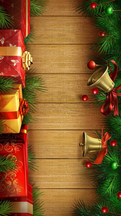 Christmas iPhone Wallpaper | HD Wallpapers, Backgrounds, Images, Art Photos.