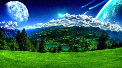 Download Free Green Planet Backgrounds | PixelsTalk.Net
