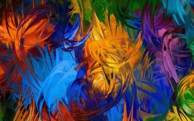 HD Abstract Art Wallpaper   PixelsTalk.Net