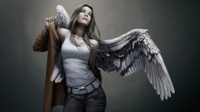 HD Angel Wallpaper Free | PixelsTalk.Net