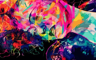 Colorful Abstract Wallpapers HD   PixelsTalk.Net