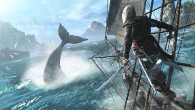 Assassin's Creed Black Flag Wallpaper for Desktop | PixelsTalk.Net