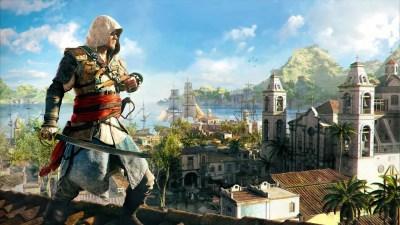 Assassin's Creed Black Flag Wallpaper for Desktop   PixelsTalk.Net