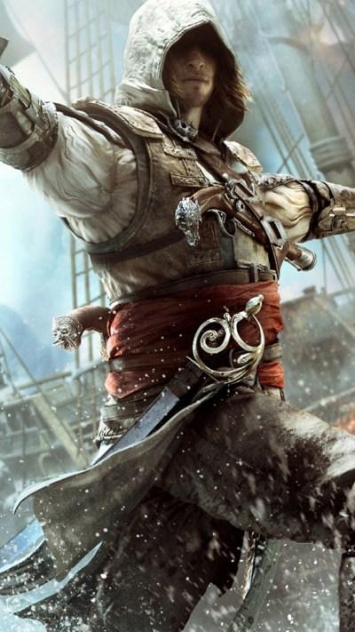 HD Assassin's Creed Wallpaper for Iphone   PixelsTalk.Net