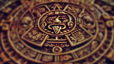 Download Free Aztec Calendar Wallpaper | PixelsTalk.Net