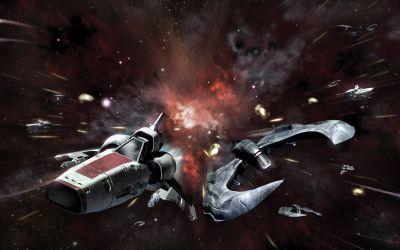 Free Download Battlestar Galactica Wallpaper | PixelsTalk.Net