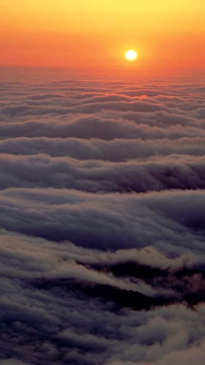 Clouds iPhone Wallpapers | HD Wallpapers, Backgrounds, Images, Art Photos.