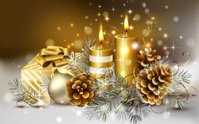 Merry Christmas Lights Wallpapers | PixelsTalk.Net